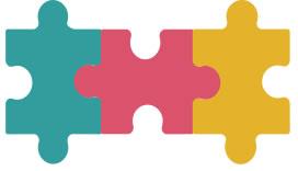 Employment CONNECT Jigsaw pieces