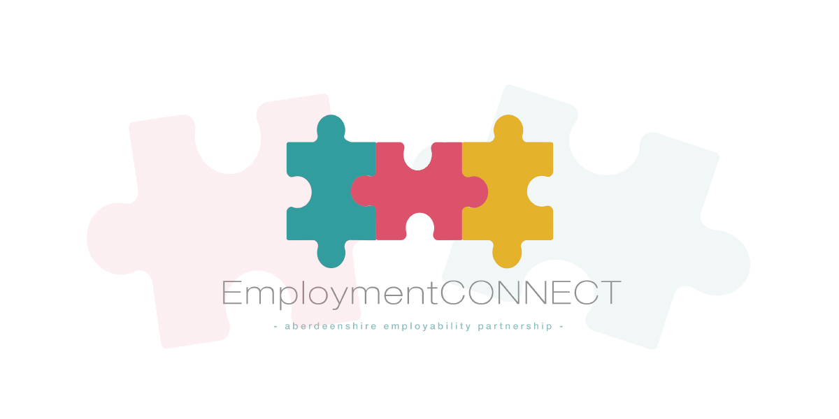 Employment connect logo banner
