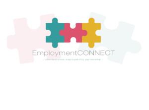Employment CONNECT logo banner