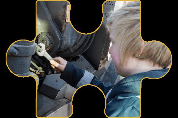 employment connect Aberdeenshire employability partnership mechanics