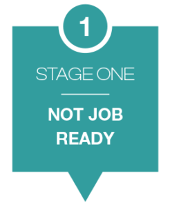 Employment connect pipeline stage 1 icon