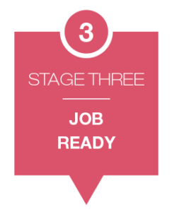 Employment connect pipeline stage 3 icon