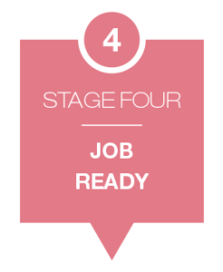 Employment connect pipeline stage 4 icon